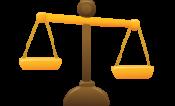 Justitie weegschaal